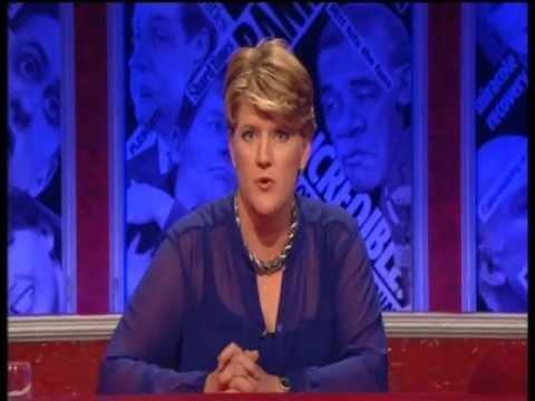 Claire Balding jokes - mixed reaction