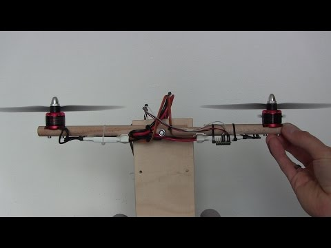 YMFC-3D part 5 – Quadcopter PID controller and PID tuning.