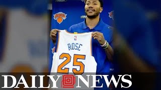 Derrick Rose gang-rape accuser wants to use Knick's college SAT cheating scandal as trial evidence