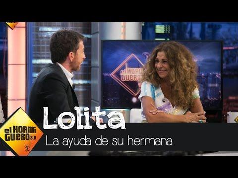 """Lolita: """"La gente no se acuerda cuando mi hermana me tenía que mantener porque no tenía trabajo"""""""