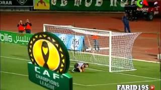 أهداف مولودية بجاية 2-0 النادي الافريقي MOB 2-0 CA