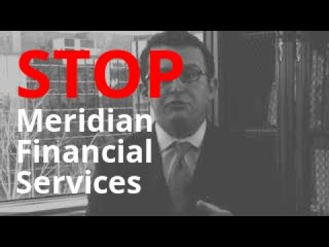 Meridian Financial Services Collections Complaints  Stop the
