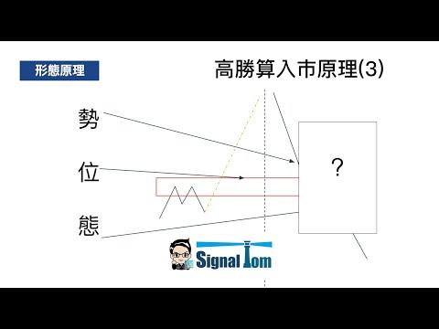 高勝算外匯入巿形態(3) - 雙真回測支持阻力 行為技術分析