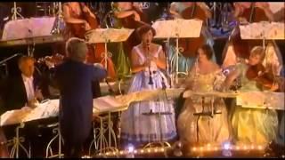 Andre Rieu   Romantic Paradise Part 4   l asciatemi cantare )