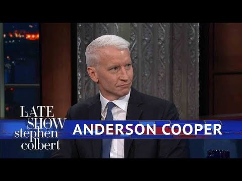 Anderson Cooper Walked