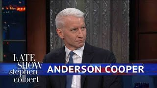 Anderson Cooper Walked Out Of The New 'Star Wars' Movie