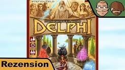 Das Orakel von Delphi - Brettspiel - Review