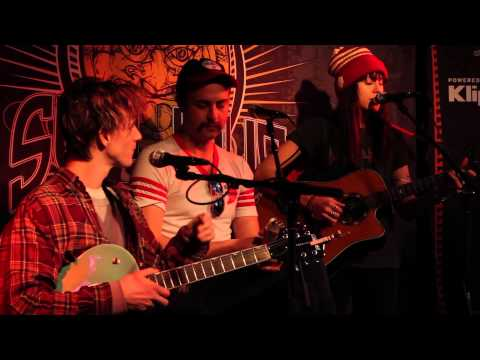 """Houndmouth - """"Gasoline"""" (Live In Sun King Studio 92 Powered By Klipsch Audio)"""