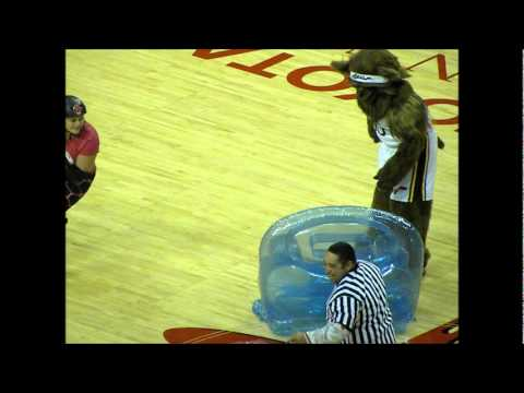 HoustonRollerDerbyGirls-play-MusicalChairs - With-Houston Rockets Mascots.wmv
