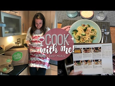 COOK WITH ME 👩🍳 | EASY, PEASY MEALS! | Brogan Tate AD