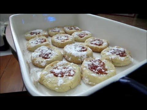 kolacky l christmas cookie collab day 20 - Kolacky Polish Christmas Cookies