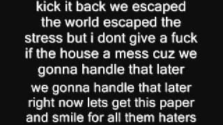 Mac Miller - Senior Skip Day (Onscreen Lyrics and Download!)