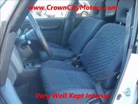 Used 2000 Toyota RAV4 for Sale in Pasadena, CA www.CrownCityMotors.com