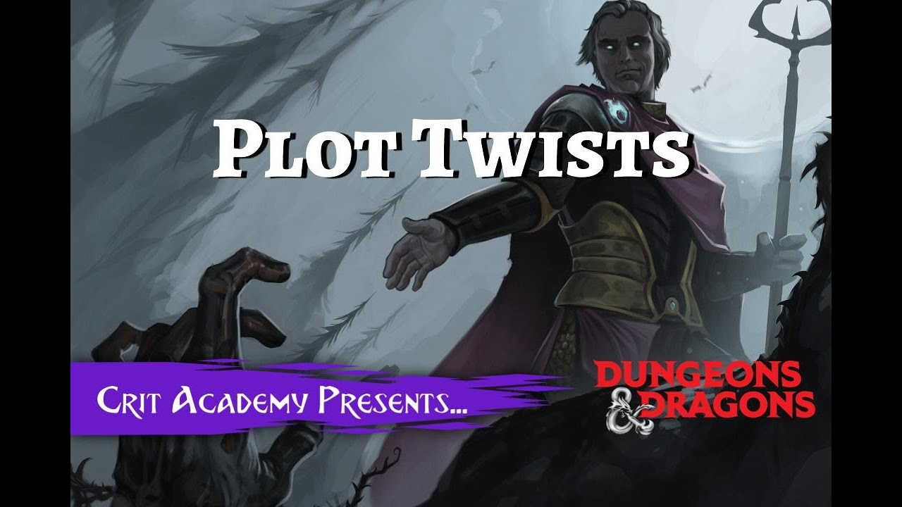 Plot Twists in Dungeons and Dragons