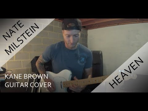 Cover Lagu Kane Brown - Heaven (Guitar Cover) STAFABAND