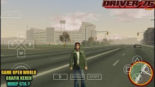 Cara Download Dan Install Game Driver 76 PPSSPP Android