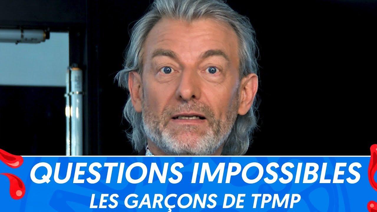 TPMP : Benjamin Castaldi, Gilles Verdez, Julien Courbet... répondent à des questions impossibles