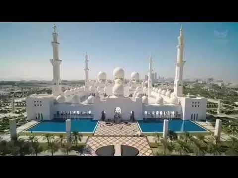 Sheikh Zayed Grand Mosque – Abu Dhabi