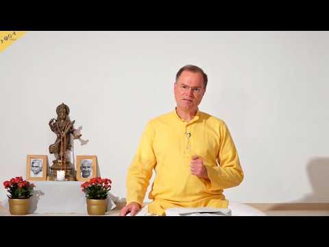Wirkung der Asanas Yoga Körperübungen  YVS079