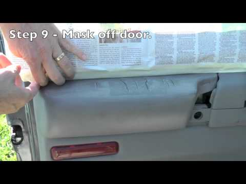 How To Fix Stuck Rear Hatch On A Chevy Astro Van Doovi