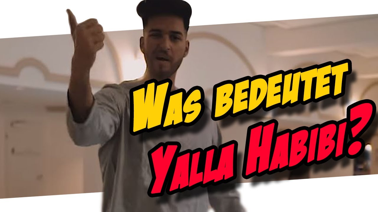 Habibi Auf Deutsch