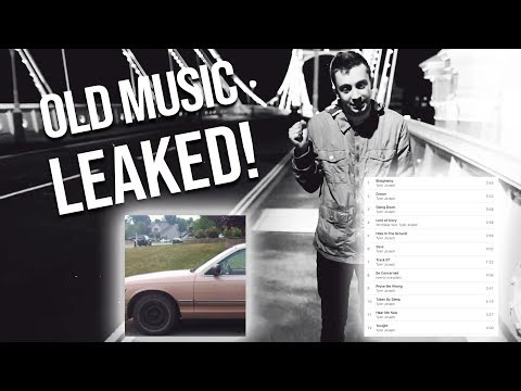 Unreleased Music Leaked! Tyler Joseph Secret CD! Going Down and Untitled! (Twenty One Pilots)