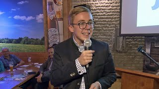 Politische Chaostage: CDU-Hoffnungsträger Philipp Amthor