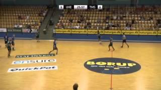 U18 finals at Generation Handball 2014. UH Esbjerg vs TMS Ringsted