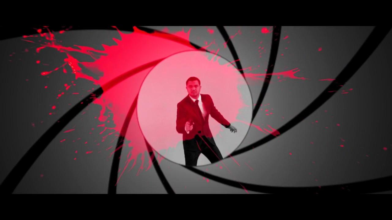 James Bond Thematic Pre Wedding - YouTube