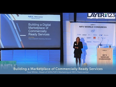 Building a Marketplace of Commercially Ready Services