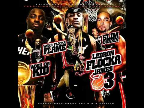 18 - Side 2 Side - Waka Flocka Flame and Chill Will - Lebron Flocka James 3