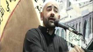 ali mehdi 2nd night muharram 2011