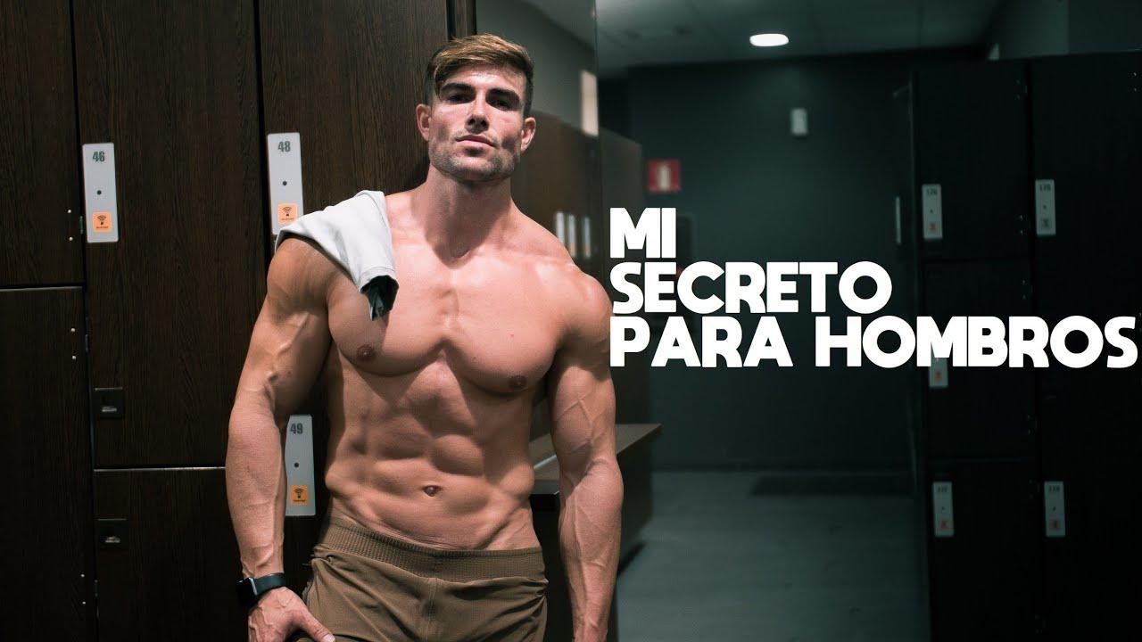Actor Porno En Tenerife 2017 rutina de hombros y abdomen marcado por mario hervas - youtube