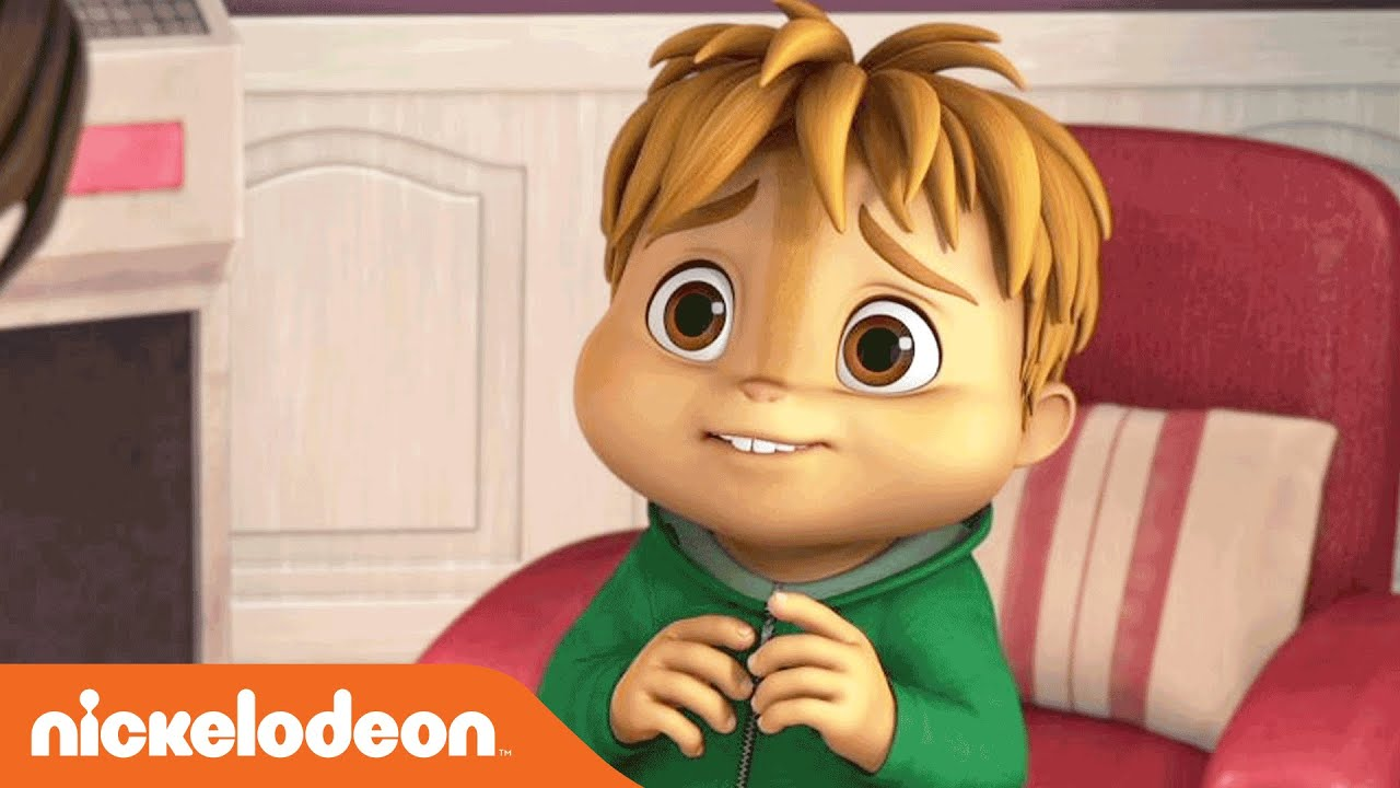 Alvinnn And The Chipmunks Aw Theodore S Cutest Moments Nick Youtube