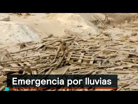 Decretan emergencia en Perú por lluvias - Despierta con Loret