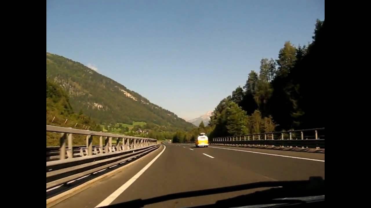 Autobahn A10 österreich