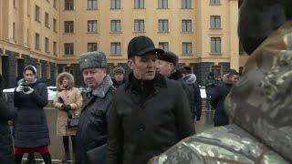 """Президиум генсовета """"Единой России"""" лишил партийного билета главу Чувашии Михаила Игнатьева."""