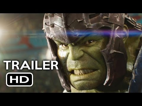 Thumbnail: Thor: Ragnarok Official Trailer #1 (2017) Chris Hemsworth Marvel Superhero Movie HD
