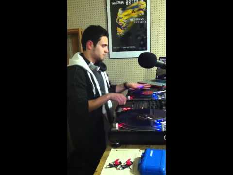 Dj Ell (@ThatDjEll) live on WCBN Radio