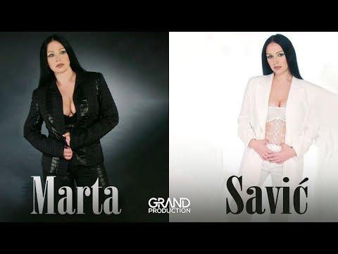 Marta Savic - Nismo pucali jedno u drugo - (Audio 2002)