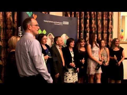 County Durham and Darlington NHS Foundation Trust -  Staff Annual Awards 2014