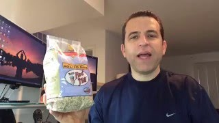 Bob's Red Mill Gluten Free Old Fashioned Rolled Oats Review