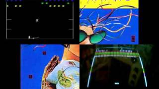 "YMO Computer Game ""Theme from The Circus"" by O.M.O.(Orange Magnetic Orchestra)"