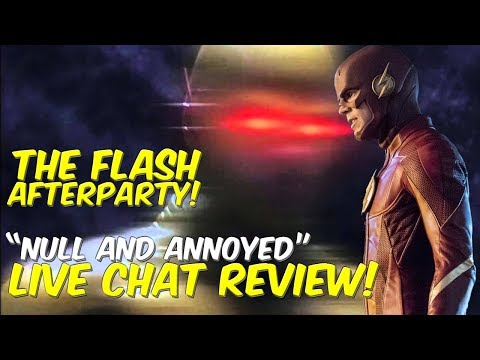 """LIVE! Flash Season 4 Afterparty- Live Review """"Null & Annoyed"""" tweet me @djairrick"""