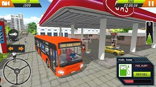 Public Bus Transport Simulator 2018 (by Racing Games) Android Gameplay [HD]