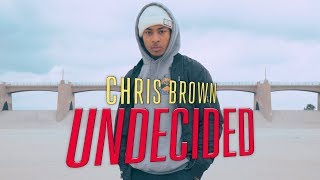 Chris Brown - Undecided | Dance Choreography by Vasco Vea #UndecidedChallenge