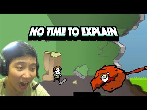 NO TIME TO EXPLAIN - CHIẾN ĐẤU VỚI HẢI SẢN NGOÀI HÀNH TINH