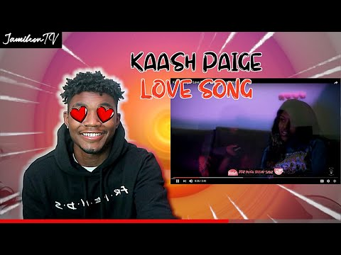 Download I FELL INLOVE WITH KAASH PAIGE!! REACTING TO LOVE SONGS    Mp4 baru