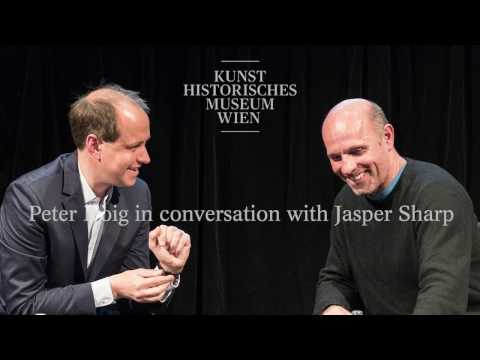 Peter Doig in conversation with Jasper Sharp