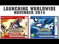 POKEMON OMEGA RUBY AND ALPHA SAPPHIRE! New games CONFIRMED!